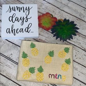 Handbags - Pineapple bag